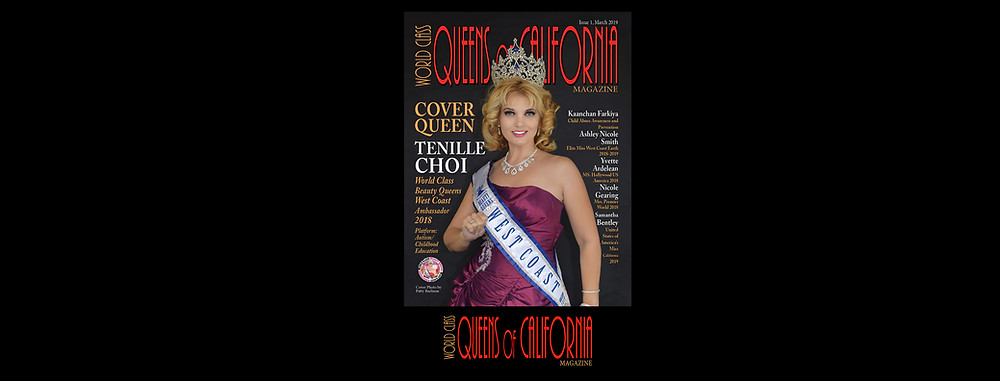 World Class Queens of California Magazine