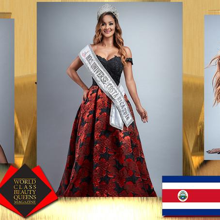 Johanna García FernándezMrs Universe Costa Rica 2016
