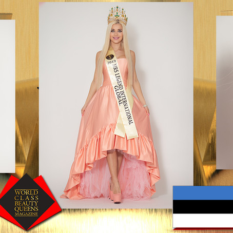 Jekaterina Tsaklidi Mrs Legend International Global Champion 2019