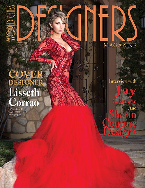 Issue 12 World Class Designers Magazine