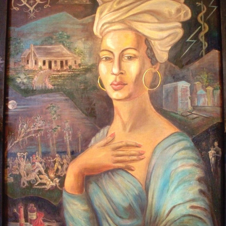 Day 12 - Marie Catherine Laveau