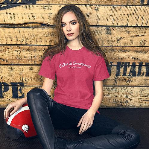 Coffee & Sweatpants T-Shirt