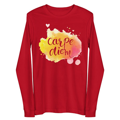 Seize The Day Long Sleeve Tee