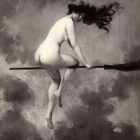 Day 20 - The Irish Witch
