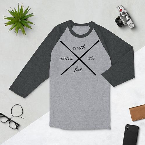 Four Corners 3/4 sleeve shirt