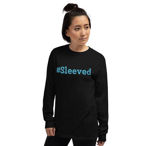 #Sleeved Long Sleeve Shirt