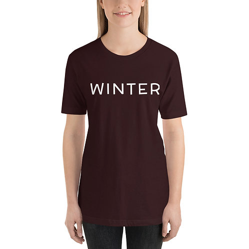 WINTER Short-Sleeve T-Shirt