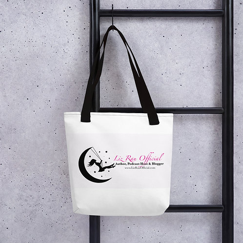 Liz Rau Official Tote bag