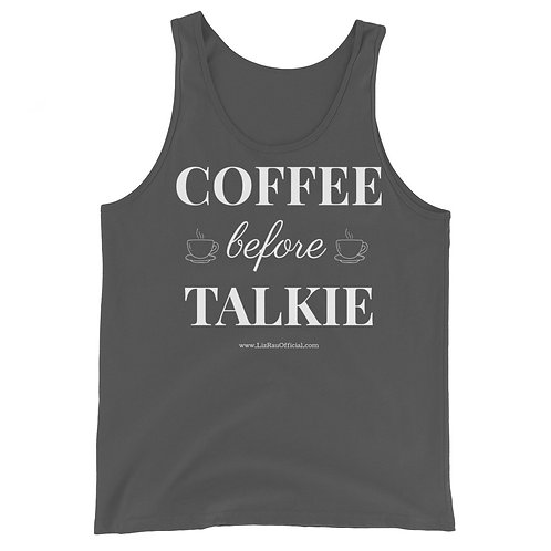Coffee Before Talkie Night Shirt