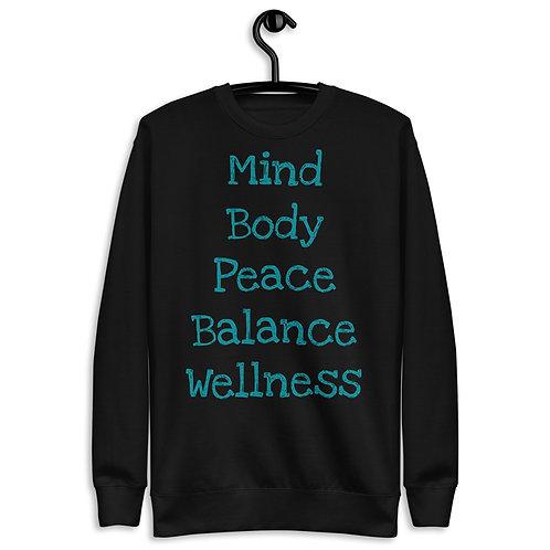 Wellness Fleece Pullover