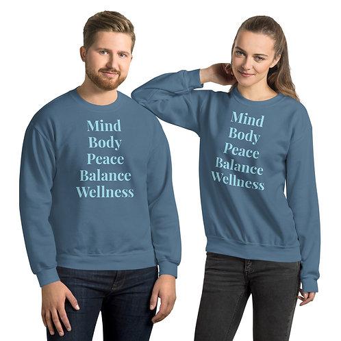 Wellness Sweatshirt