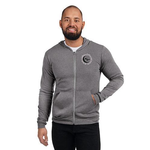 Liz Rau Official zip hoodie