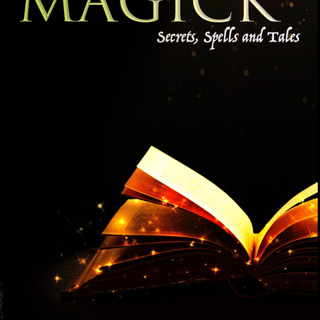 Magick: It's a Holiday story.
