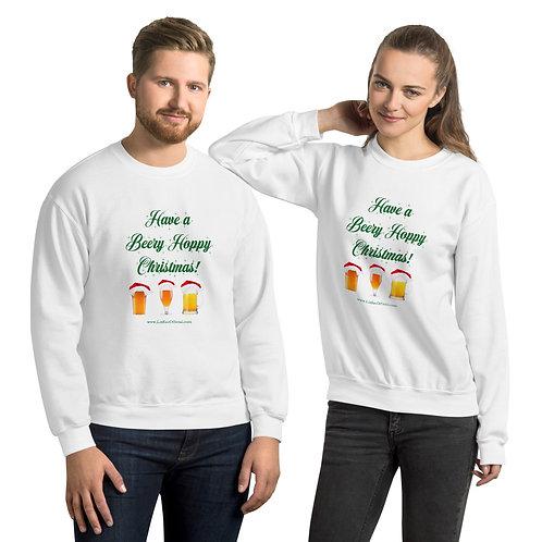 Jen's Hoppy Holidays Sweatshirt