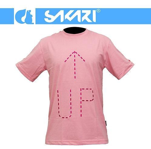 Sakari t-shirt - Up pink