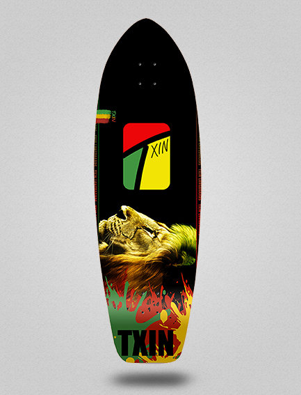Txin deck - Rasta Lion 31