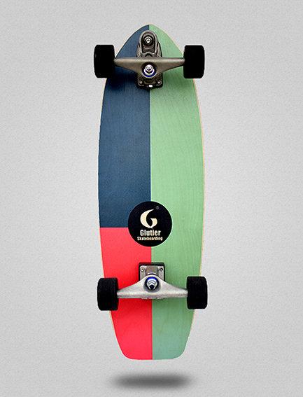 Glutier surfskate : Minim 31