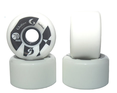 Glutier wheels : 70x42cm / 78a white