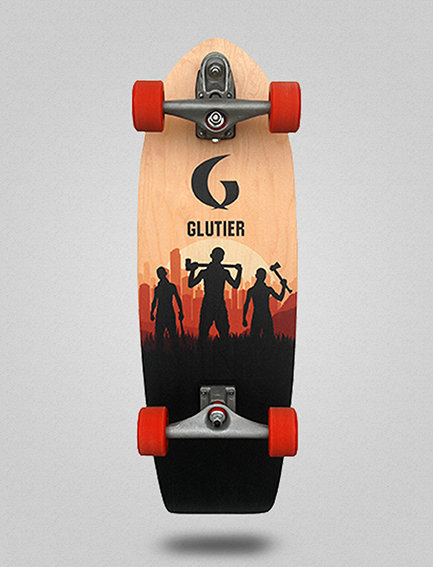 Glutier surfskate : Sao Paulo 29