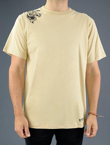 Sakari clothing - T-shirt Dan art sand