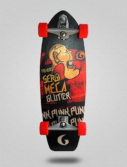 Glutier surfskate : Sergi Meca 31