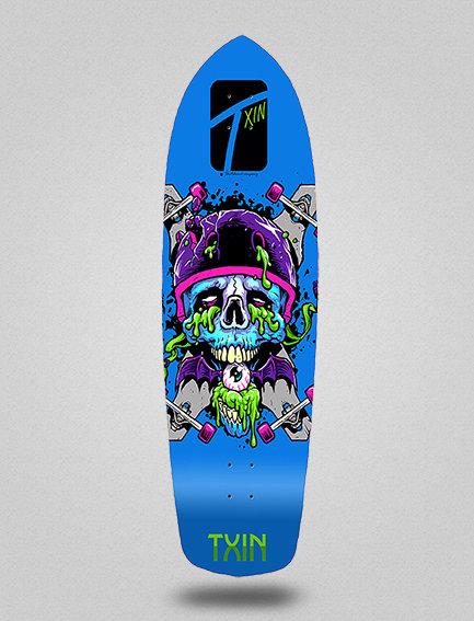 Txin deck - Downhill dead 34
