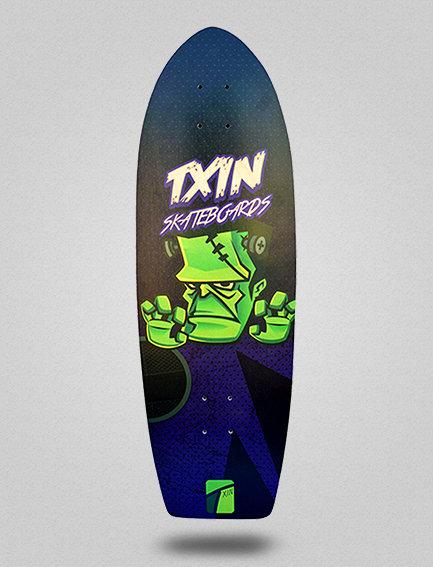 Txin deck - Frankie 29