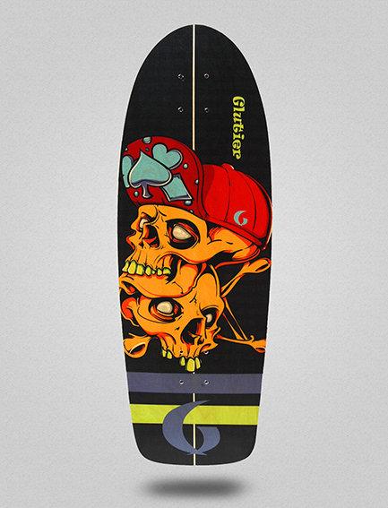 Glutier deck: Hip Skulls 30,5