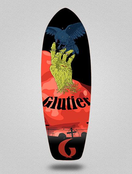 Glutier deck: Zombie hand 31