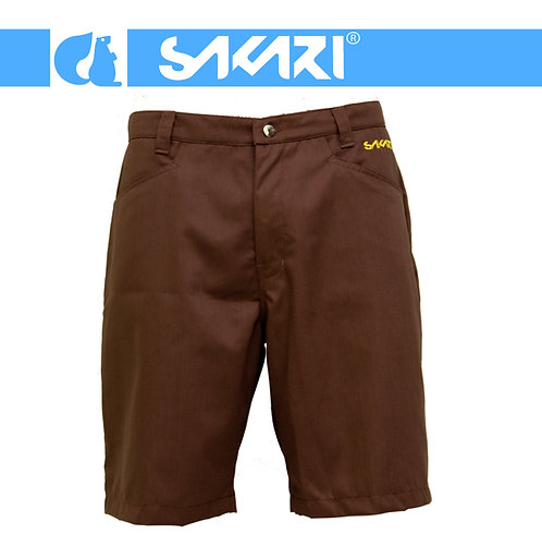 Sakari clothing - Short jeans California brown