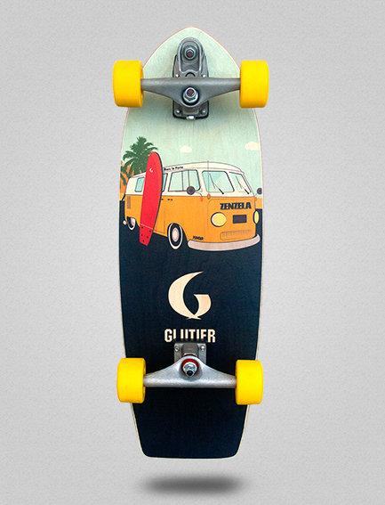 Glutier surfskate : Zenzela 29