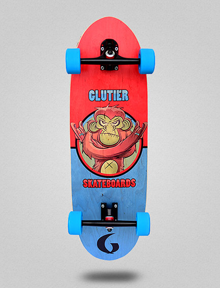 Glutier cruiser: Moñet 30
