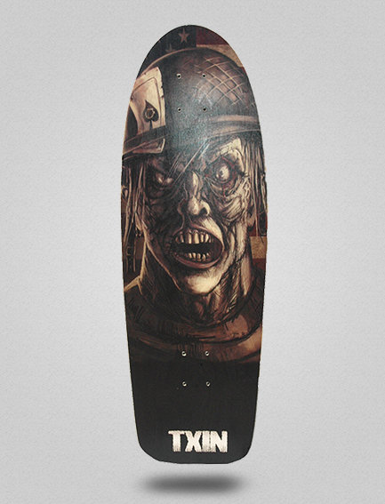 Txin deck - Zombie Nation 30.5