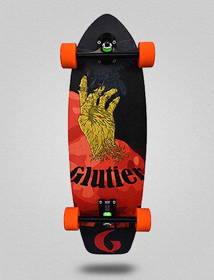 Glutier cruiser: Zombie hand 31