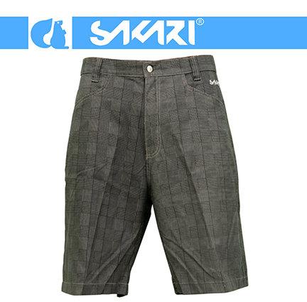 Sakari short jeans grey Donosti