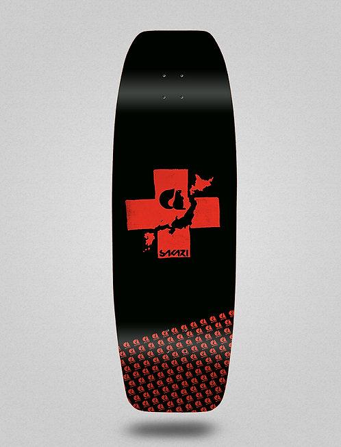 Sakari surfskate deck - Health 32