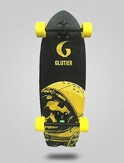 Glutier cruiser: Space Mirror 29