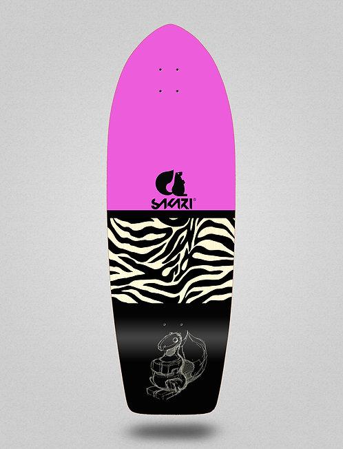 Sakari surfskate deck - Durban 29
