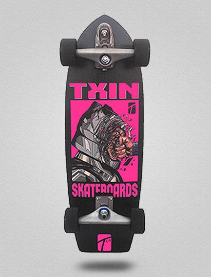 Txin surfskate - Destruction 29