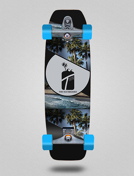 Txin surfskate - Palm Beach 31,5