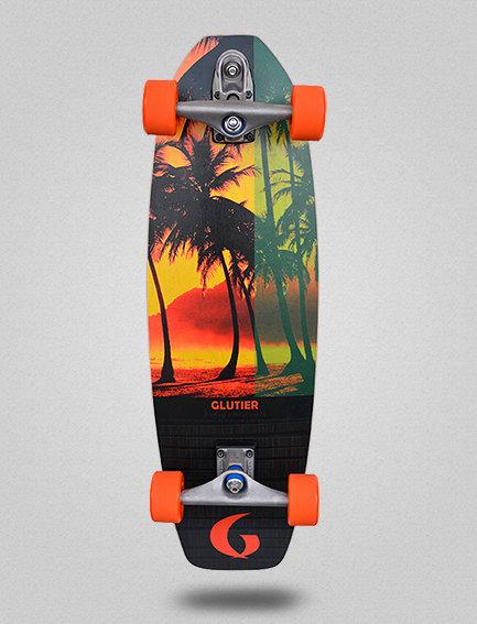 Glutier surfskate : Tropicana 31.5