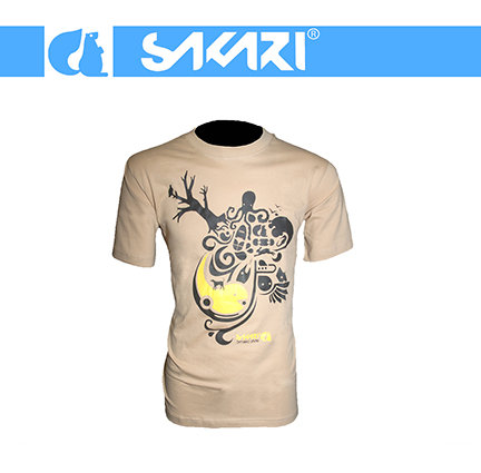 Sakari t-shirt - Aris brown