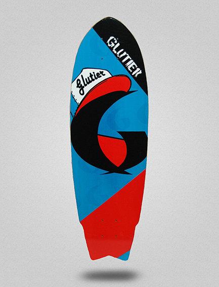 Glutier deck: Hypster 27¨