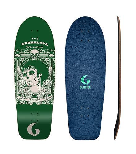 Glutier deck - Guadalupe green 30,5