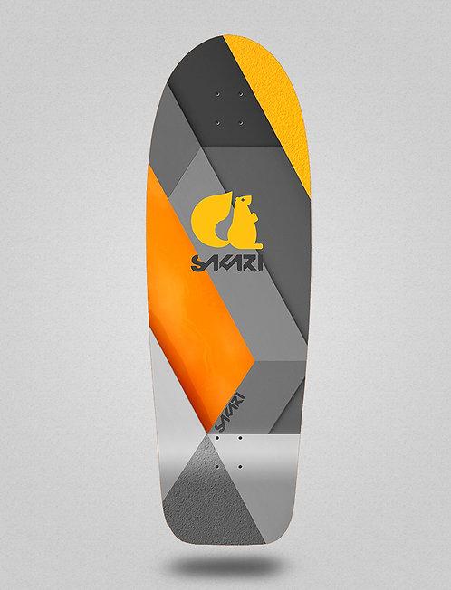 Sakari surfskate deck - Crilato 30,5