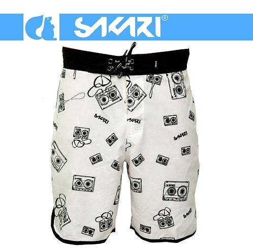 Sakari clothing - Boardshort Retro sound