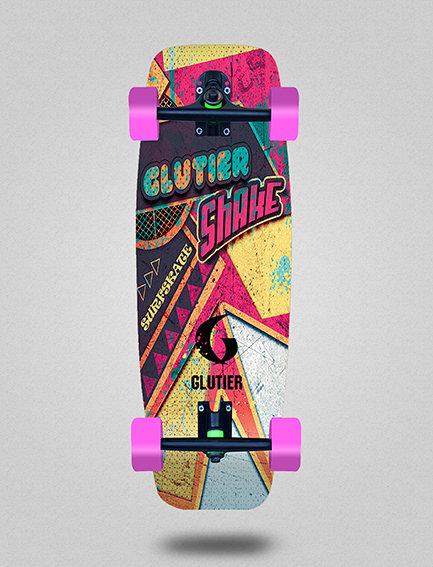 Glutier cruiser: Pop Shake 27.25