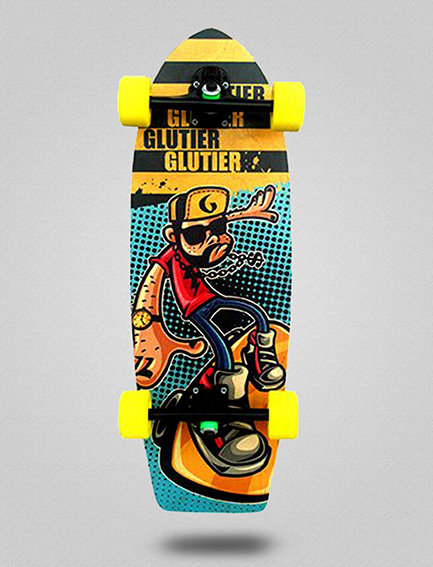 Glutier cruiser: John drugs 30,5