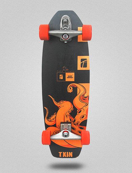 Txin surfskate - Octopus 31.5