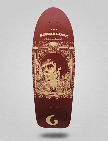 Glutier deck: Guadalupe 32